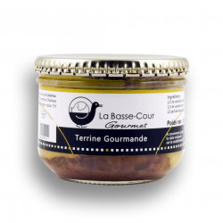 Terrine Gourmande - Canard...