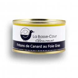 Fritons de canard au Foie...